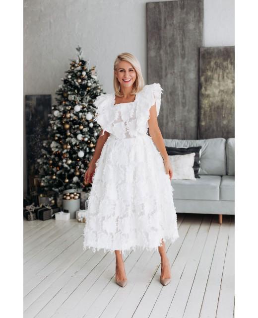 "Платье ""Cigno bianco"""