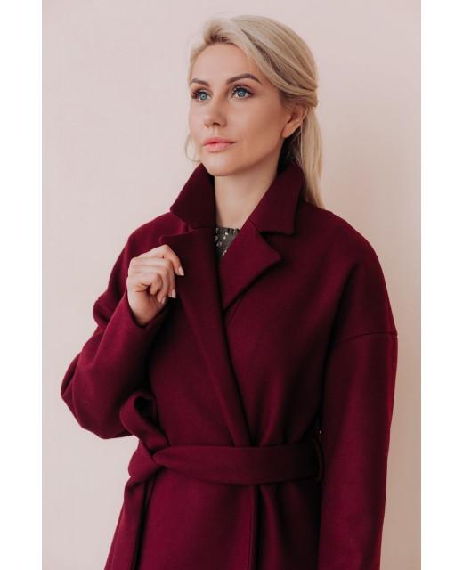 """Пальто """"Bordeaux"""""""